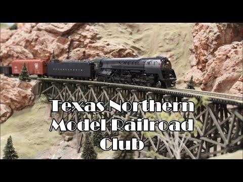 Texas Northern Model Railroad Club - 2016