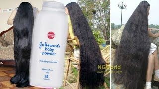 Apply it Just 1 Night / Grow Your Hair Super Fast / Magical HAIR GROWTH Formula ll NGWorld