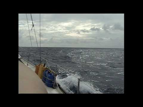 Sailing from Bermuda to Flores in 2005, V1.2