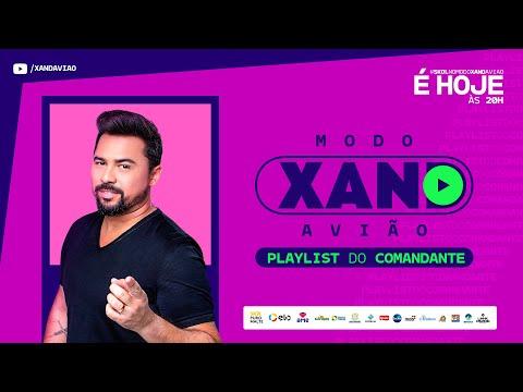 LIVE MODO XAND AVIÃO l CANAL OFICIAL - YouTube