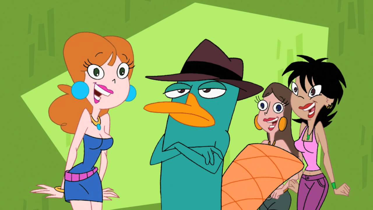 Jerry the Platypus | Phineas and Ferb Wiki | FANDOM powered by Wikia