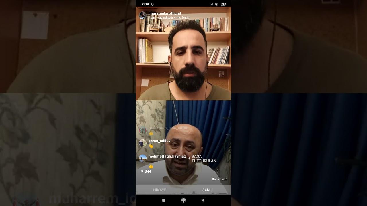 Ömer Döngeloğlu ile Murat Anlar hastalanmadan önce son canlı yayın