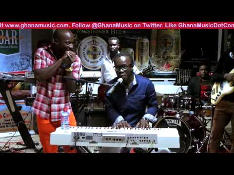 Akwaboah & Kwabena Kwabena - Perform together @ Akwaboah video premiere | Ghana Music