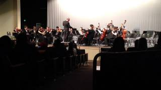 UHS Chamber orchestra - Orion and the scorpion