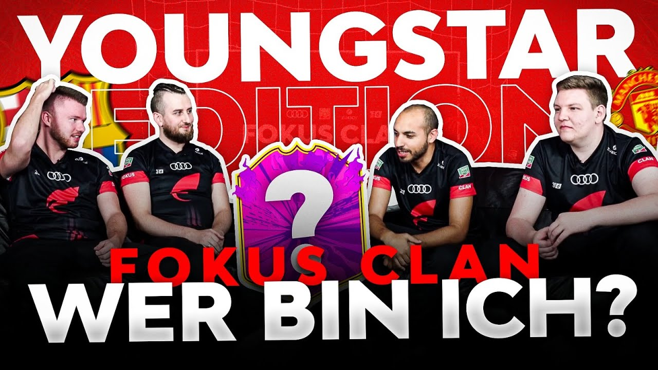 WER BIN ICH? | Youngstar Edition | FIFA 20