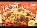Banquet Swedish Meatballs Review