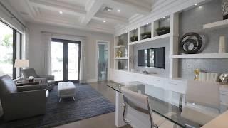 The Versailles Contemporary Model Home at Boca Bridges in Boca Raton, Florida | GL Homes