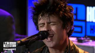 "Green Day ""Wake Me Up When September Ends"" Live on the Howard Stern Show"