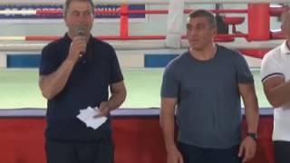 Соревнование по боксу состоялось в Ахалкалаки
