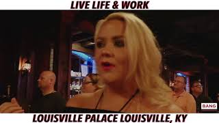 LIVE LIFE & WORK: LOUISVILLE PALACE LOUISVILLE, KY - SOUTHERN MOMMA AN EM COMEDY TOUR!