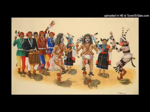 Hopi Buffalo Dance in Shungopavi (Audio), January 2017