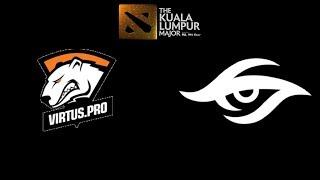 VP vs Secret Game 1+2+3 Grand Final The Kuala Lumpur Major Highlights Dota 2