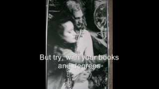 Alice in Chains - Junkhead (Lyrics)