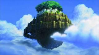 "Joe Hisaishi's ""Legend of Laputa"" theme from Hayao Miyazaki's Castl..."