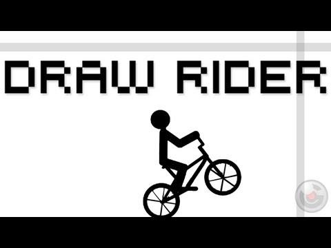 Draw Rider - iPhone & iPad Gameplay Video