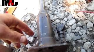 Как отремонтировать гидравлический домкрат своими руками (видео)