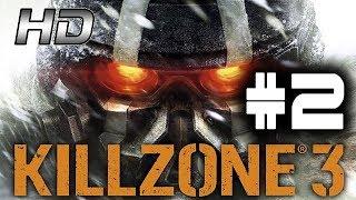 KILLZONE 3 - Chapter 2: Evacuation Orders (PS3) Walkthrough | No commentary