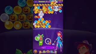 Bubble Witch 3 Saga Level 1143 ~ No Boosters