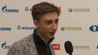 Daniil Dubov on why he hates RAPID chess