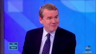 Sen. Michael Bennet Talks Immigration and Border Crisis | The View