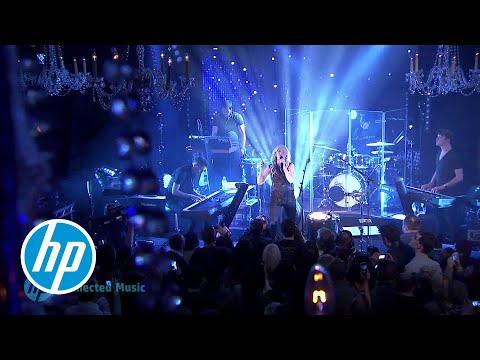 Ellie Goulding Live with HP Connected Music - Explosions