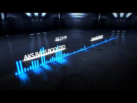 NEW VERSION OF KHAAB (AKHIL REMIX)- PUNJABI SONG DJ MIX    AKS BASS BOOSTTED