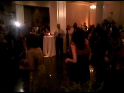 Raghav and Saira's Wedding - Girls dance