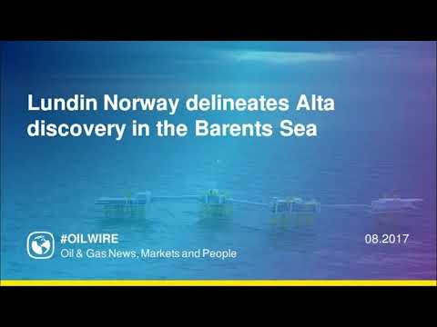 Lundin Norway delineates Alta discovery in the Barents Sea