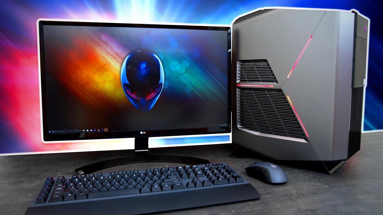 Buyondubai com   Dell Alienware Aurora R7 Desktop (Intel i7-8700