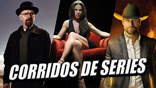 TOP 7 - Corridos en Series de Netflix, TV y Novelas