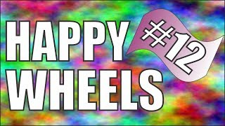 Happy Wheels #12 - Bus Ride & Boss Battle
