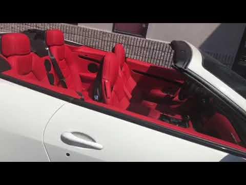 White 2018 maserati granturismo sport with red interior in - Maserati granturismo red interior ...