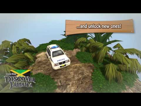 Island Ride - Discover Jamaica - Game Trailer