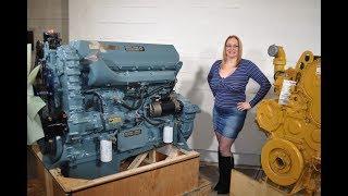Moteur usagé- Used Engine