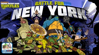 tmnt battle for new york team up with the mighty mutanimals nickelodeon games