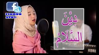 Nissa Sabyan : DEEN ASSALAM Arabic Lyrics