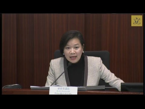 Panel on Administration of Justice and Legal Services (2017/04/24)
