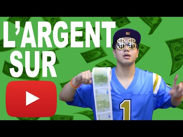LARGENT SUR YOUTUBE - LE RIRE JAUNE
