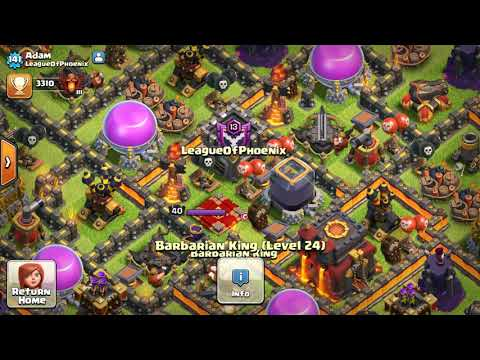 Matchmaking- Clash of Clans