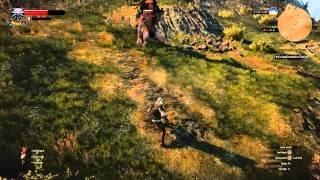 Witcher 3 - Farming Lesser Red Mutagen