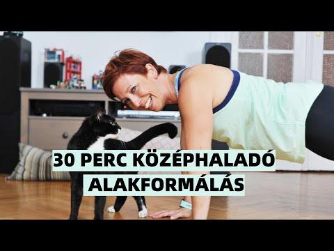 Mindössze 30 perc kell egy alapos zsírégetéshez – így csináld!
