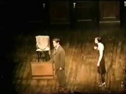 Sally & Cliff Final Scene CABARET