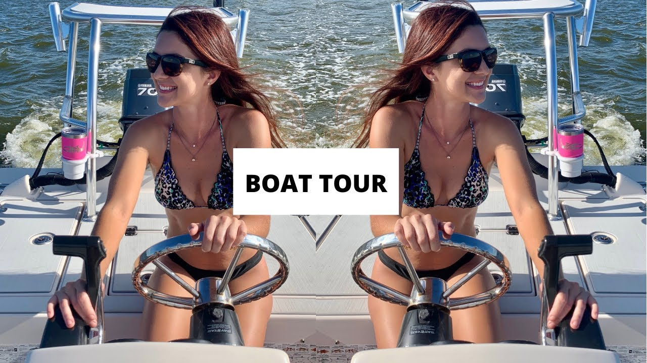 Boat TOUR of the flats boat we recently SOLD
