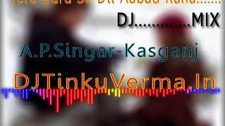 Gambar cover DJ TinkuVerma-Tere Dard Se Dil Aabad Raha-DJ-MIX
