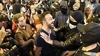Sexta jornada de protestas en Barcelona por la sentencia del 'procés'