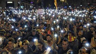 Los CDR y la ANC se suman a la manifestación de hoy en Barcelona
