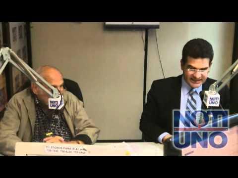 NotiUno 630: Comisionado Residente Pedro Pierluisi visita los estudios de NotiUno