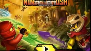 Приключения Ниндзяго,смотреть и играть ниндзяго мультики