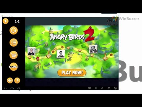 Running Android apps on Windows 10: #3 Bluestacks App Player