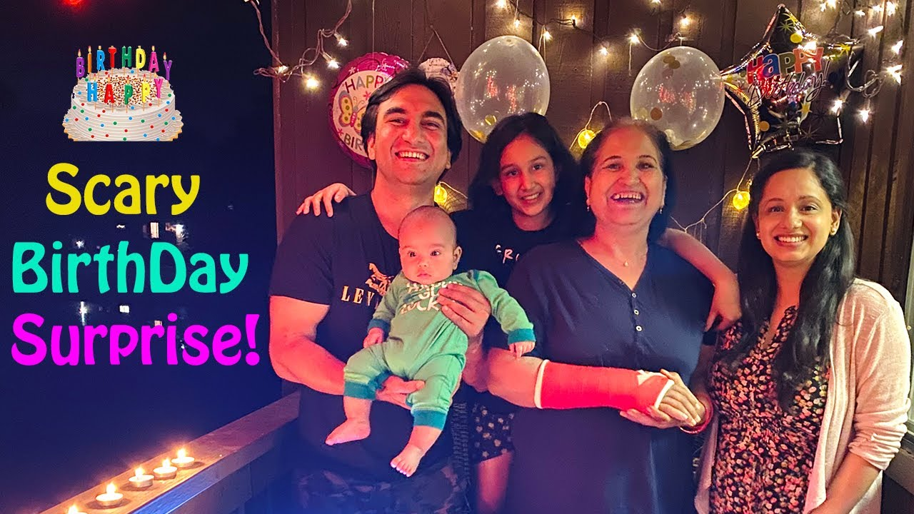Big Prank on Maa's Happy BirthDay - SURPRISE | Lalit Shokeen Vlogs |